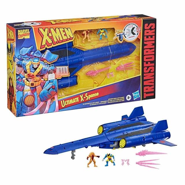 Crossover Transformers X-Men