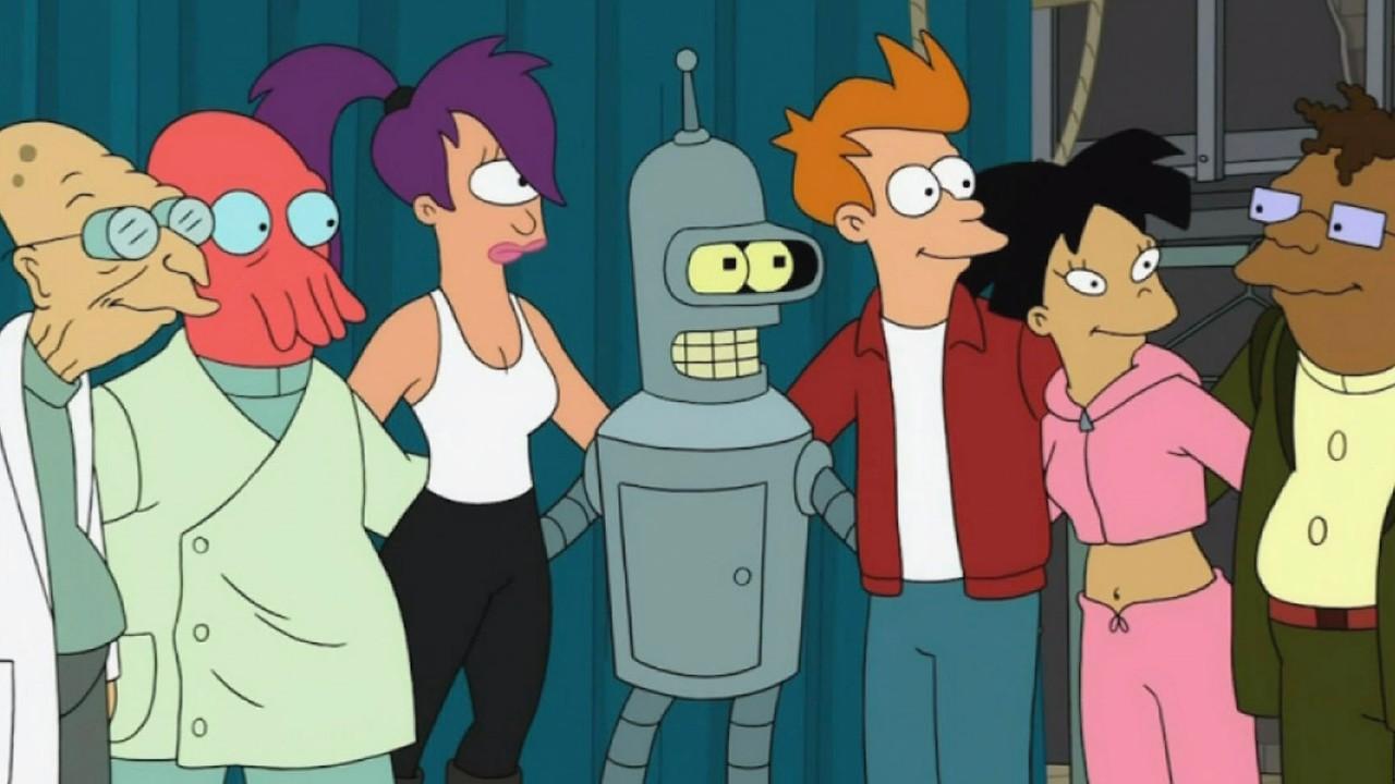 Actor de Futurama habla del regreso