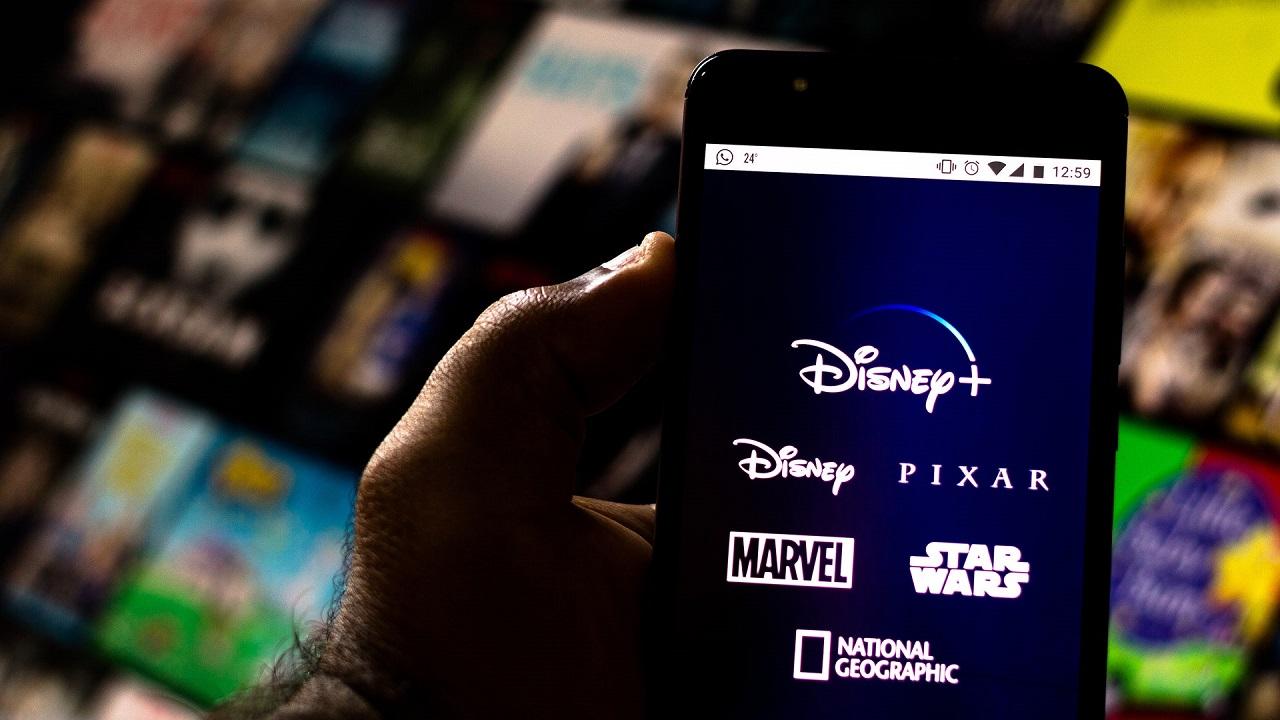 Disney+ Teléfono