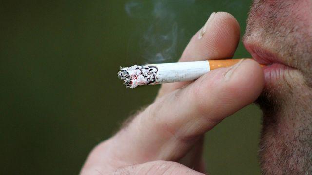Fumador Covid