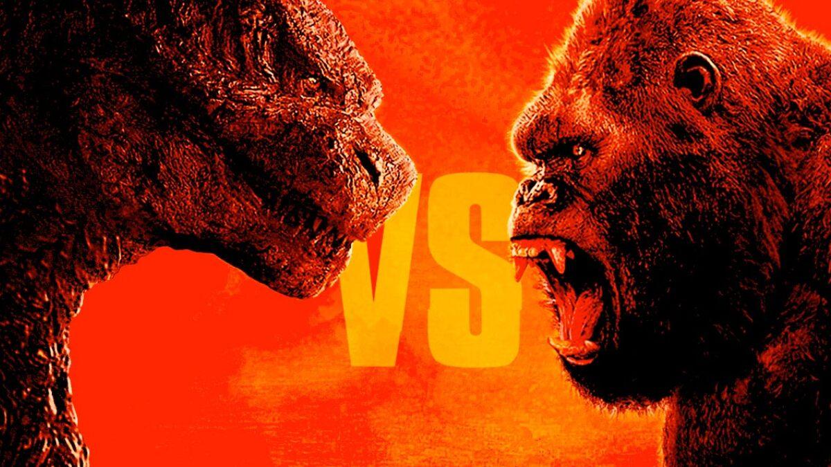 Godzilla vs. Kong Película