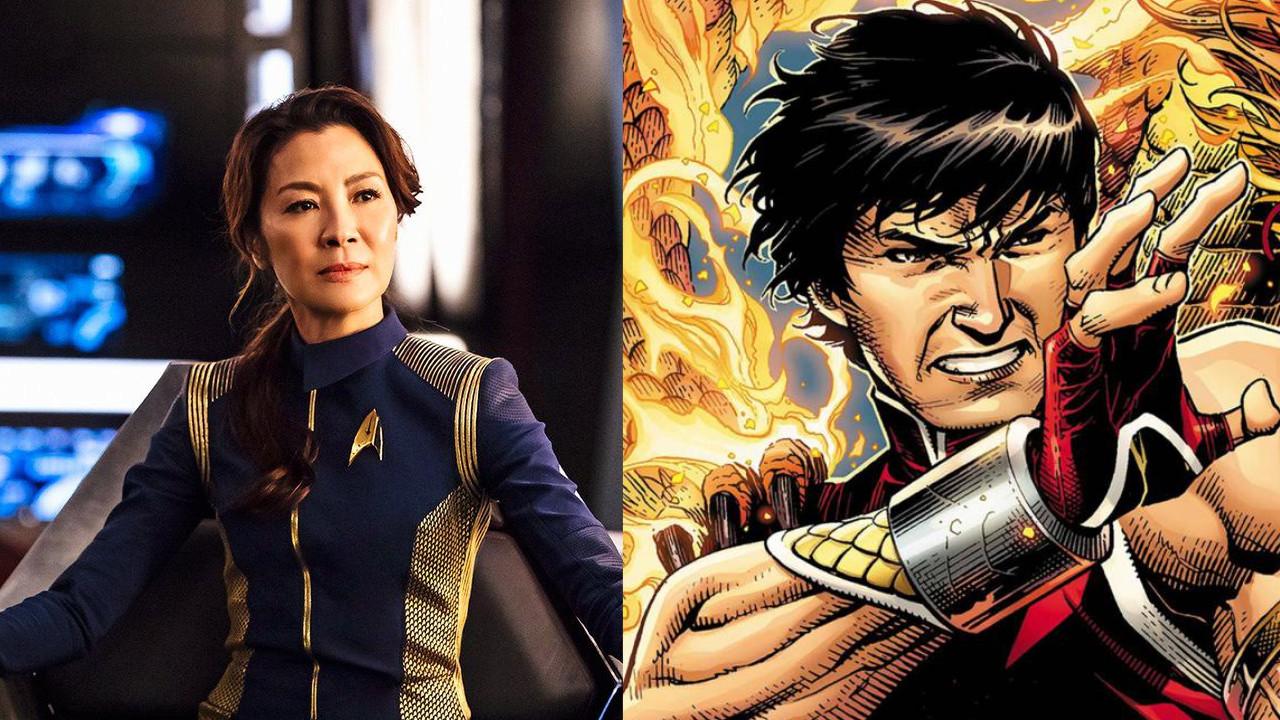 La célebre Michelle Yeoh se muestra entusiasta ante la llegada de Shang-Chi al Universo Marvel