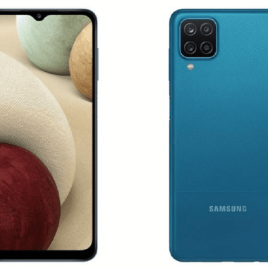 Nuevo Samsung Galaxy A12