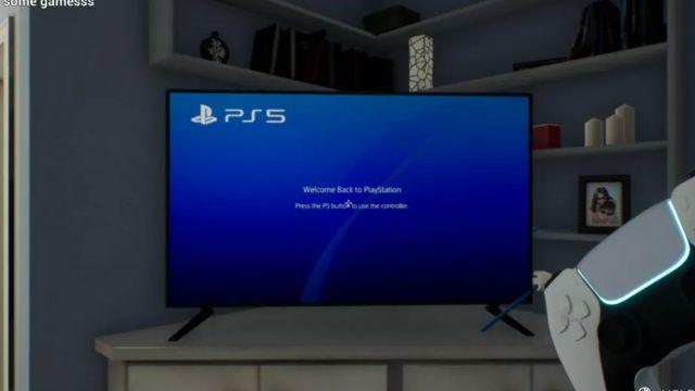 PS5 Simulador