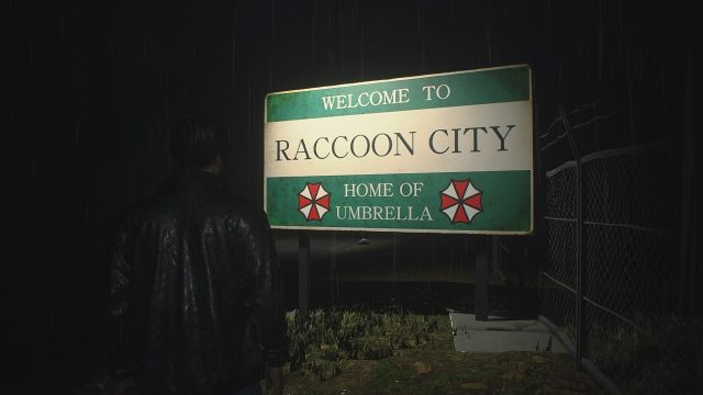 Raccoon City Resident Evil