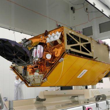 Satélite Sentinel-6a medirá el nivel de océanos
