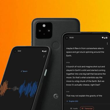 ¿Qué hay de nuevo en la aplicación grabadora de Google para navegar por las transcripciones?