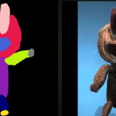 Google: Su Inteligencia artificial aprende a realizar modelos 3D a partir de dibujos hechos en Paint