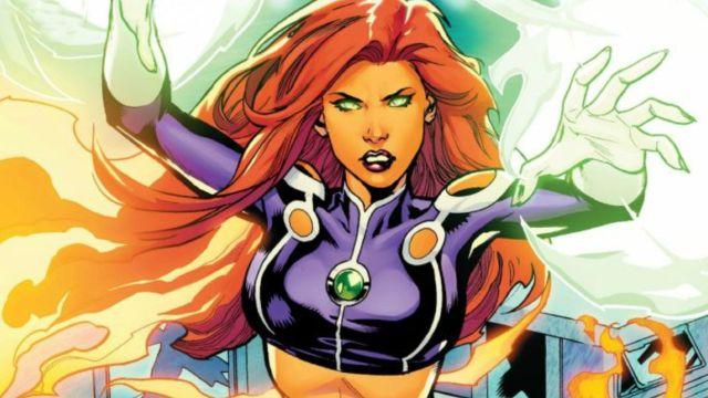 Teen Titans: Cosplayer le da vida a Starfire con un increíble traje