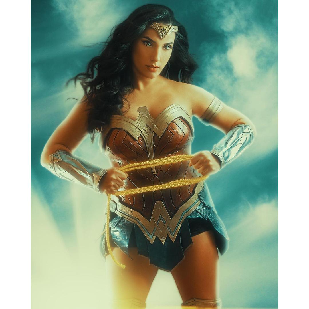 DC Comics: Cosplayer recrea a Wonder Woman y su parecido con Gal Gadot es impresionante