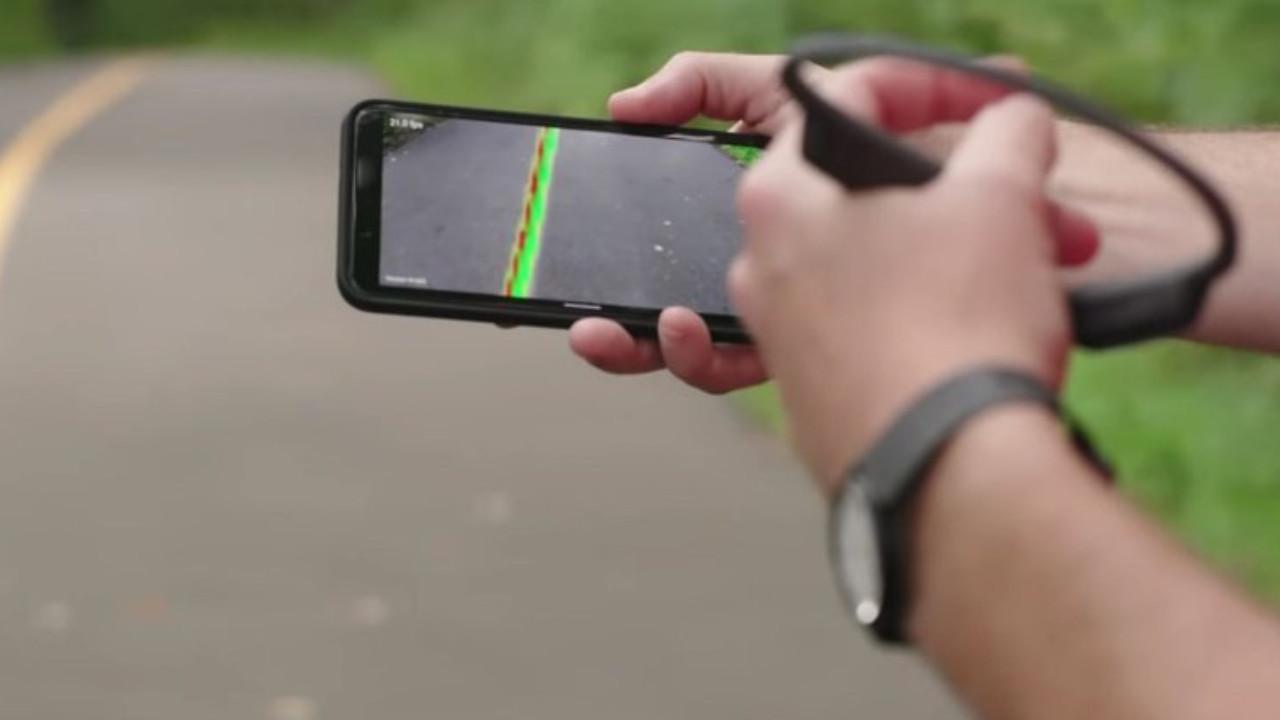 Google: Investigadores desarrollaron un sistema de asistencia para ayudar a personas con discapacidad visual a correr