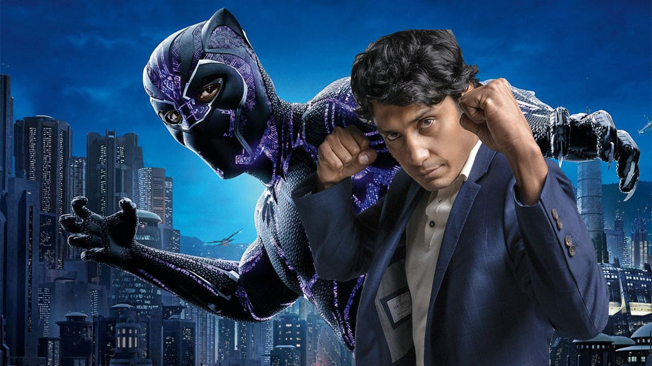 Tenoch Huerta villano en Black Panther 2