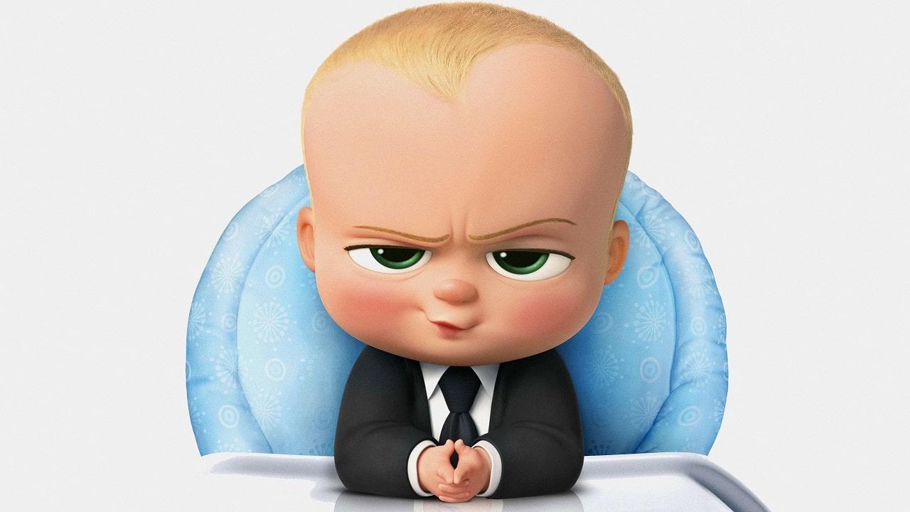 Negocios de familia presenta su divertido tráiler — El bebé jefazo