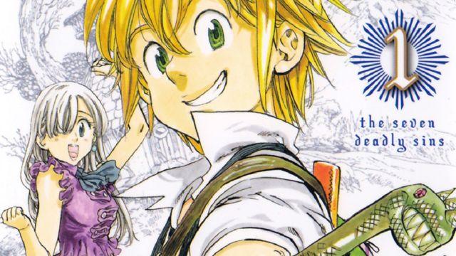 Manga The Seven Deadly Sins