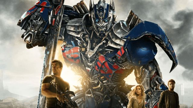 Transformers Película