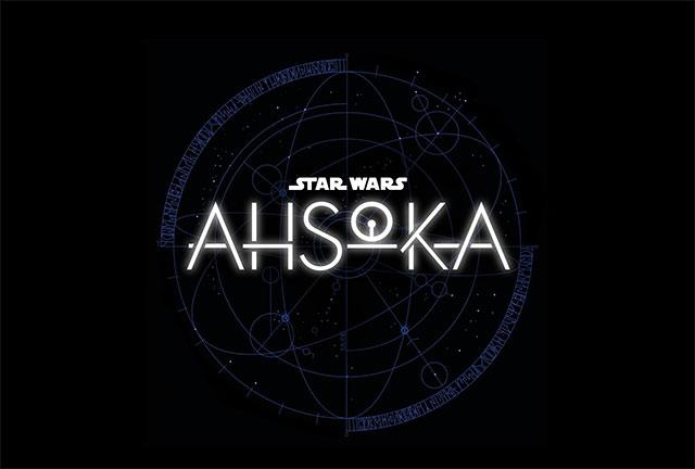 Ahsoka Tano logotipo de su serie