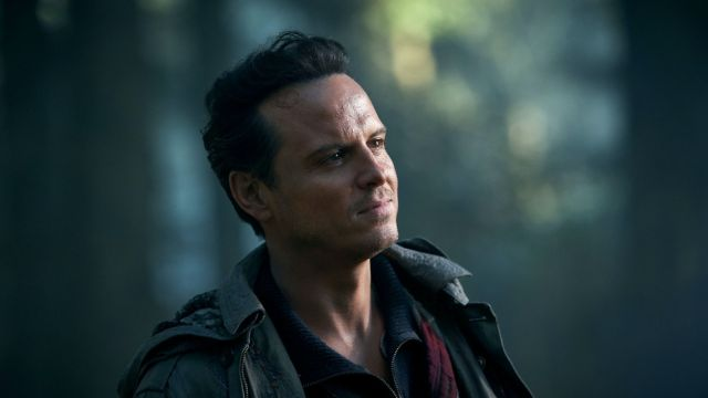 Entrevista exclusiva con Andrew Scott sobre His Dark Materials