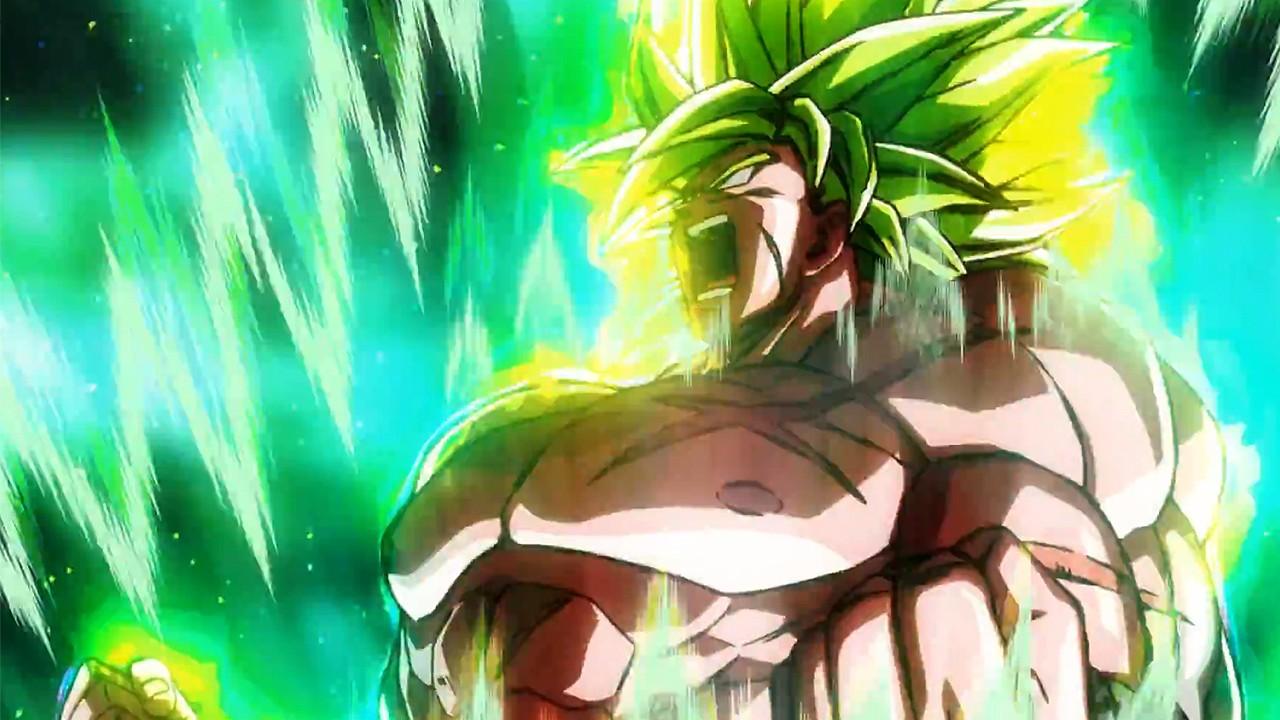 Dragon Ball El Regreso De Broly Promete Ser Explosivo