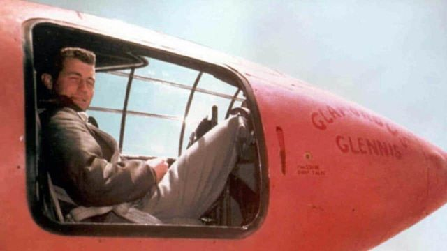 Piloto Chuck Yeager