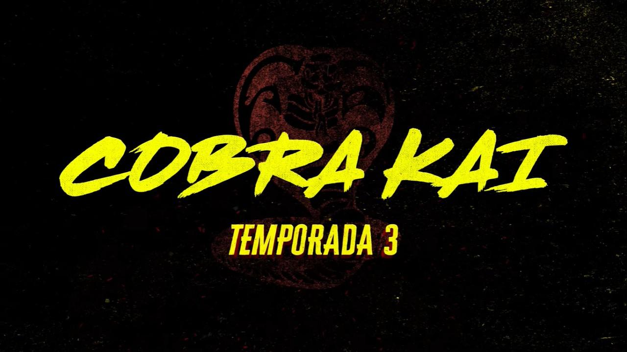 Tráiler de Cobra Kai 3