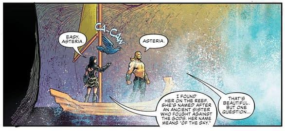 Asteria Wonder Woman