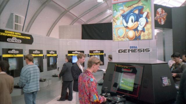 Console Wars CES 1991