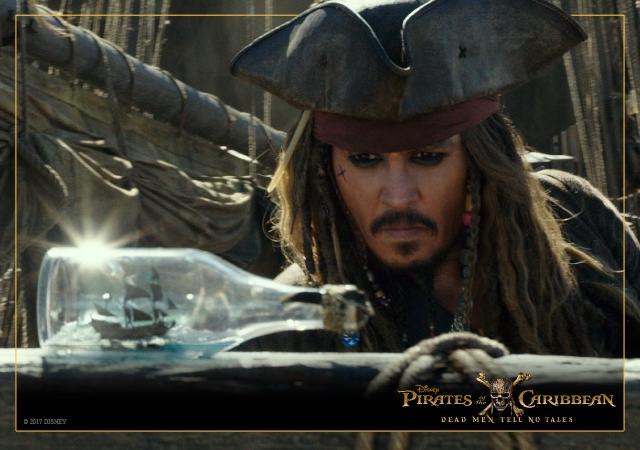 Johnny Depp no aparecerá en Piratas del Caribe 6