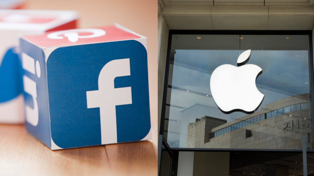 Facebook acusa a Apple de afectar pequeñas empresas