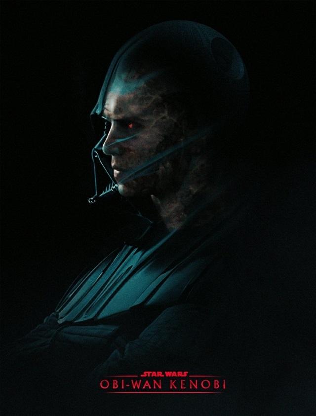 Fanart de Darth Vader