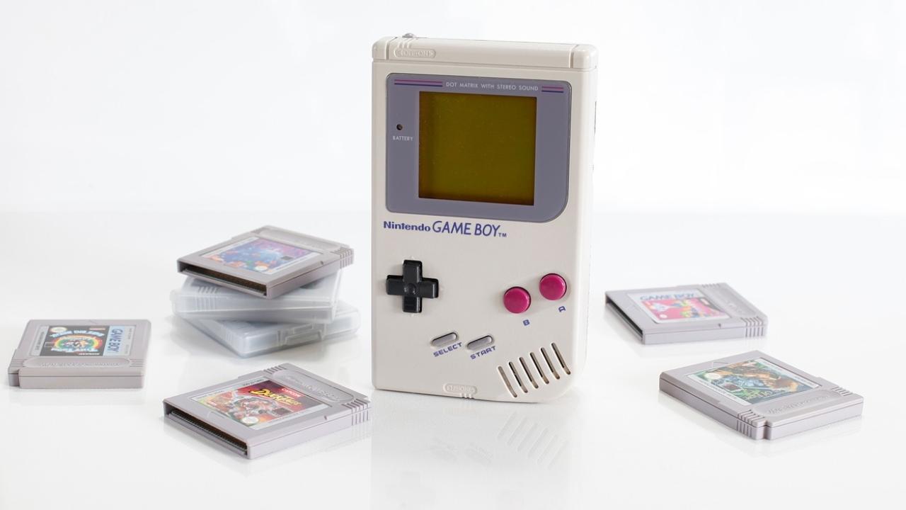 WorkBoy era el teclado de Game Boy en 1992