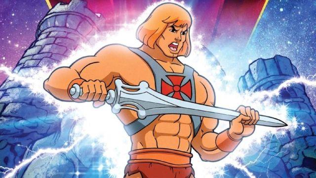 He-Man Serie Animada