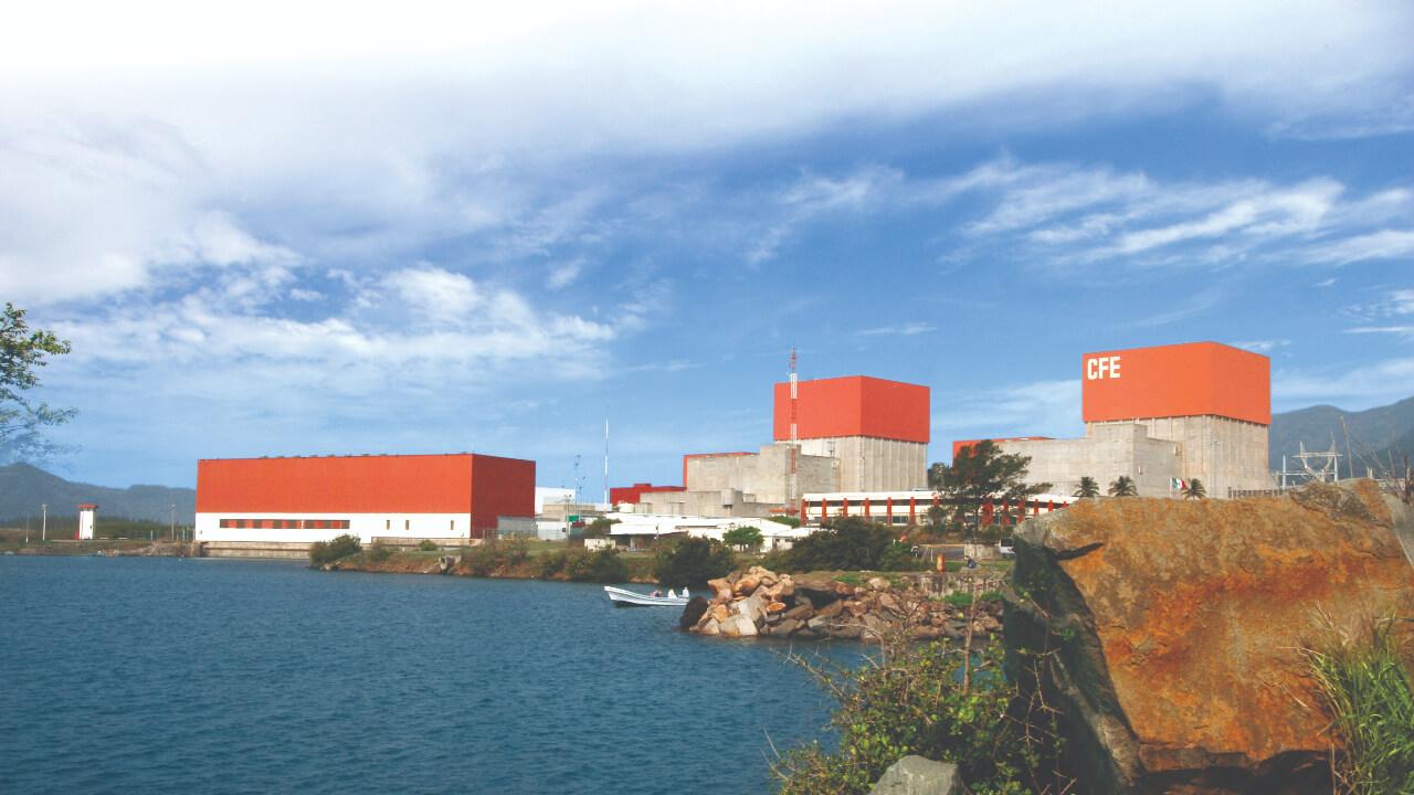 Laguna Verde Central Nuclear