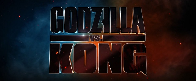 Logo de Godzilla vs Kong