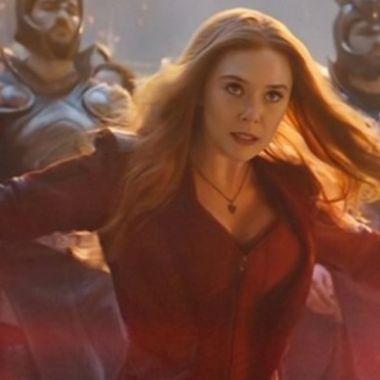 Marvel: Chica crea un fantástico cosplay de Scarlet Witch