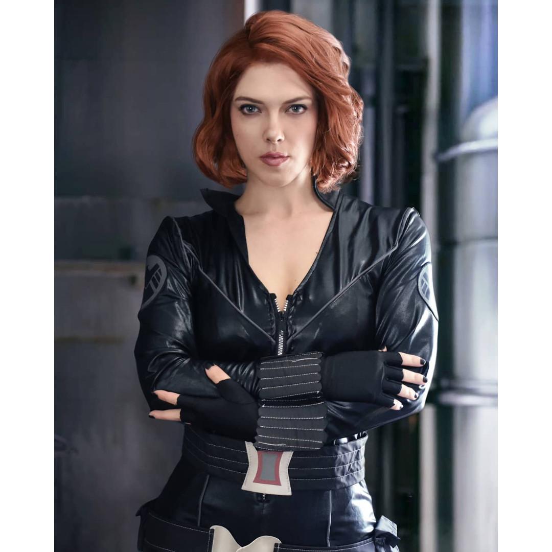 Marvel: Chica realiza un impresionante cosplay de Black Widow