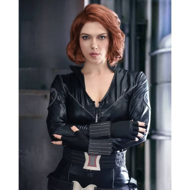 Cosplay de Black Widow