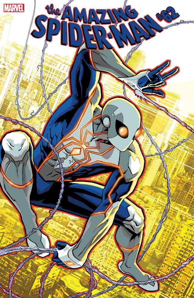 Marvel reveló el nuevo traje de Spider-Man para 2021