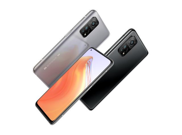 Familia Mi 10T de Xiaomi