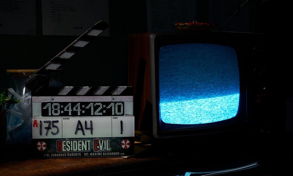 Imagen oficial de Resident Evil
