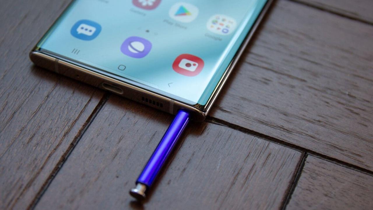 Samsung Galaxy S21 tendrá soporte para S Pen