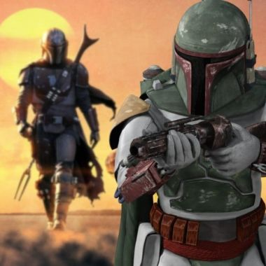 Star Wars Boba Fett en The Mandalorian