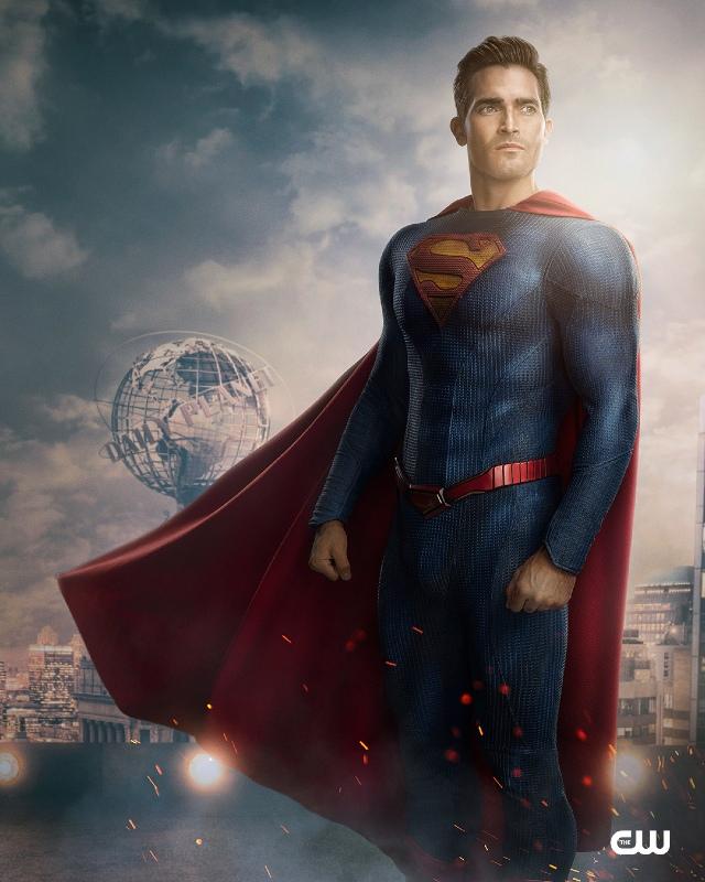 Revelan el traje de Superman & Lois