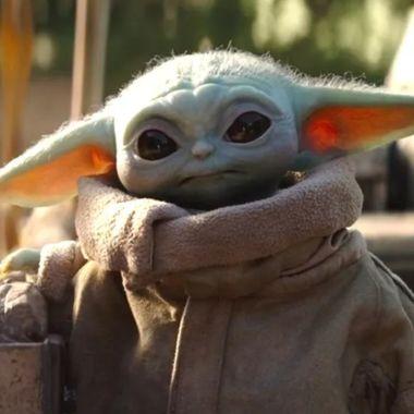 The Mandalorian: Robert Rodriguez y Baby Yoda disfrutan de un blues durante el rodaje de la serie