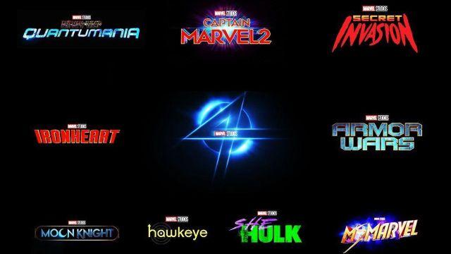 Logos de Marvel Studios