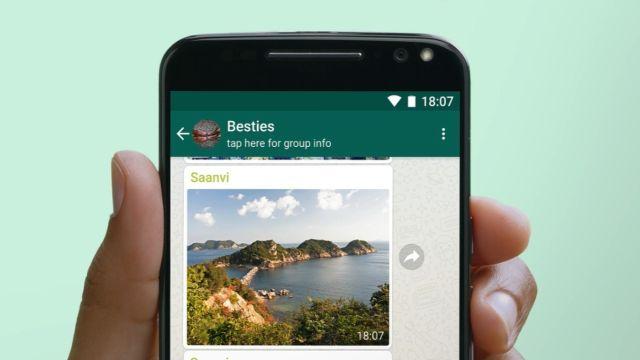 WhatsApp no puede recuperar mensajes eliminados