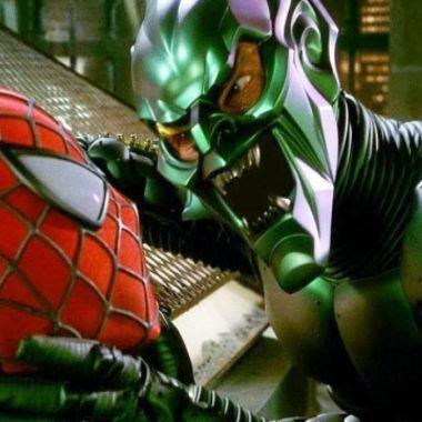 Duende Verde y Spider-Man