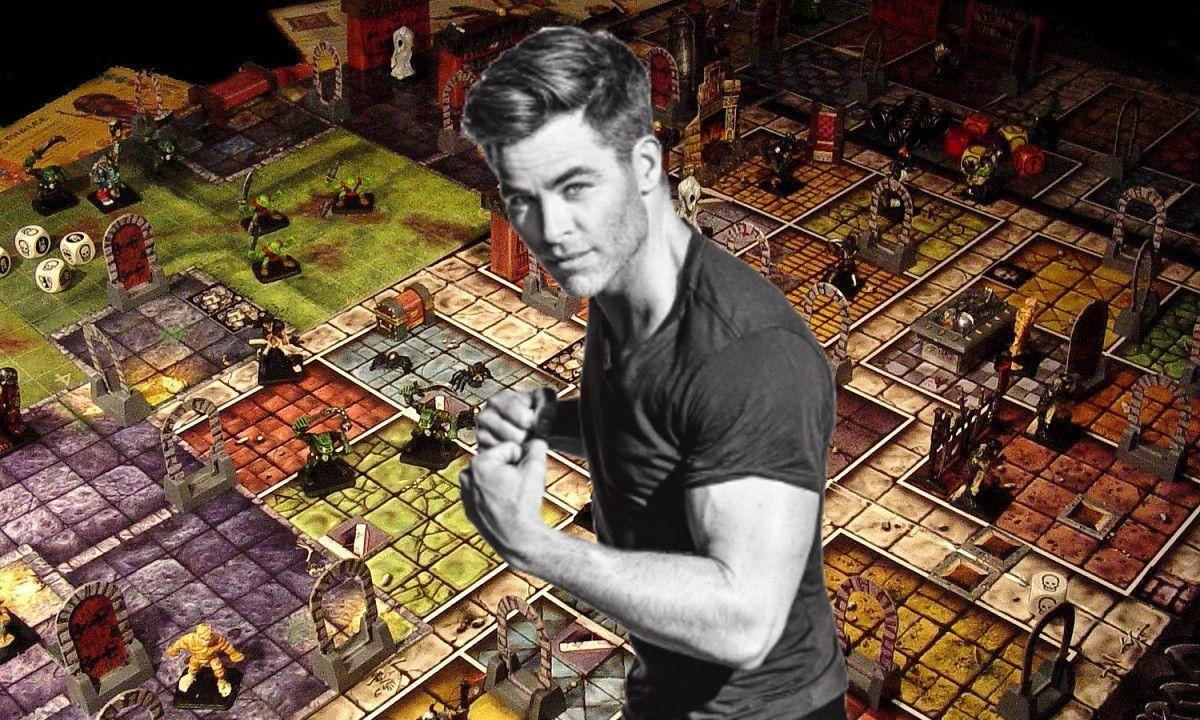 Chris Pine Dungeons & Dragons