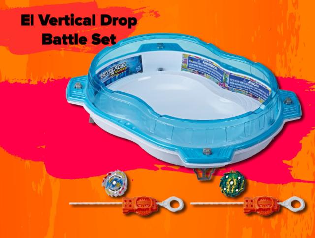 Vertical Drop Battle Set