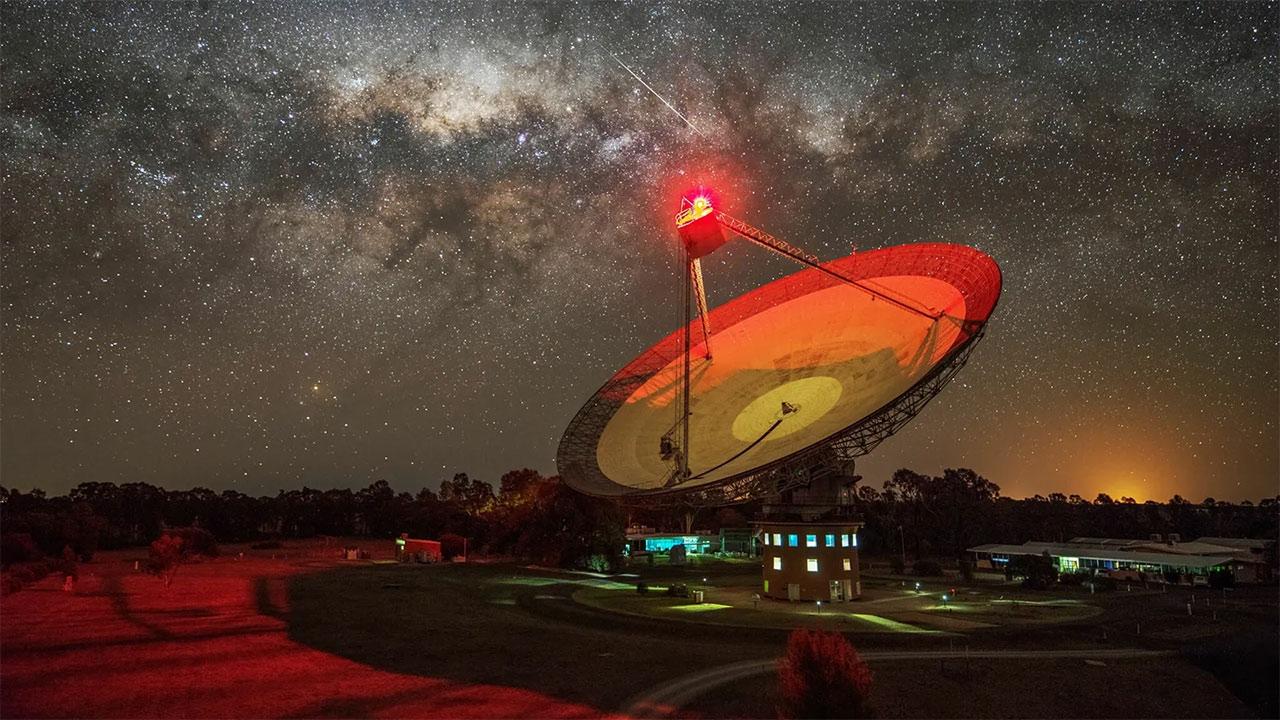 La Tierra recibe señal de radio de Próxima Centauri