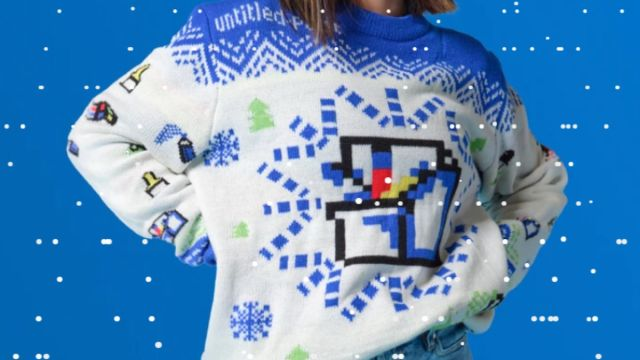 Microsoft Ugly Sweaters
